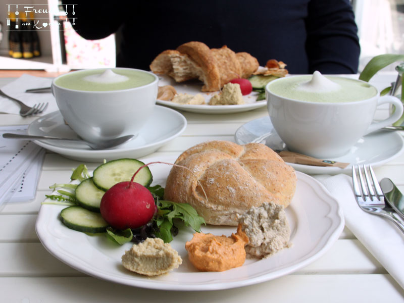 Vegan Brunch Home Made Wien - Freude am Kochen